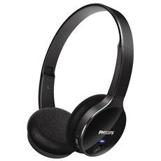 SHB4000 - Cuffie - sovrauricolare - wireless - Bluetooth 3.0 EDR