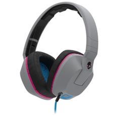 Crusher Cuffie Over-Ear Mic1 Colore Nero / Blu