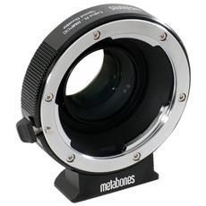 Speed Booster Leica R a Blackmagic BMPCC MFT