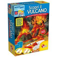 48939 - Piccolo Genio Scopri Il Vulcano