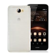 Cover gel protection+ white huawei y5