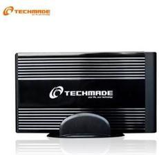 "Box Esterno Ee3-u2-3 Ide 3.5 Techmade 3.5"" Usb Hd Hard Disk Case Pata Ata"