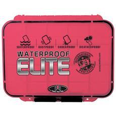 Scatola Box Waterproof 02 Compartment Unica Rosso