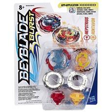 Beyblade Burst Dual Pack Verde / Blu