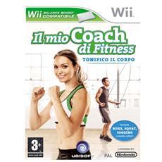 WII - Il Mio Coach Di Fitness: Tonifico Corpo