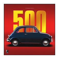 Fiat Cinquecento. Con 4 CD Audio