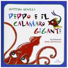 Peppo e il calamaro gigante