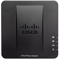 Cisco Small Business SPA112 - Adattatore per telefono VoIP - 10Mb LAN,
