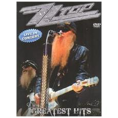 Zz Top - Greatest Hits - Live In Concert