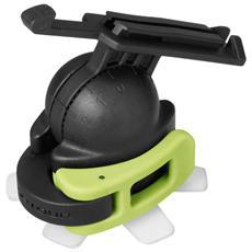 Accessori Videocamera da Casco Nera e Verde 360º 3570