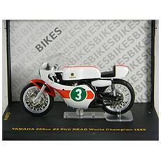Clb014 Yamaha Rd05 Read Wc 250cc 1968 1/24 Modellino