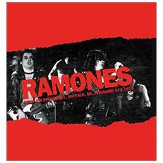 Ramones (The) - Wbuf Fm Broadcast, Buffalo Ny February 8 1979 (Picture Disc)