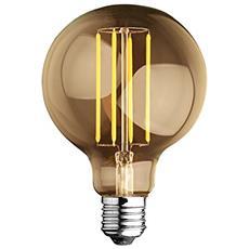 Lampada Globo Edison Vintage E27 4w Wire-led Luce 2700k Decorativa