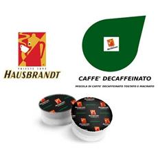 Capsule Hausbrandt Decaffeinato Confezione 10pz.