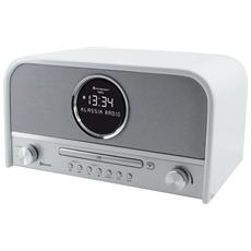 NR850WE, Orologio, Digitale, DAB+, FM, 10W, LCD, 3.0