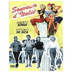Dvd Souvenir D'italie
