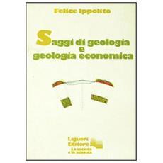 Saggi di geologia e geologia economica