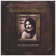 Captain Beefheart - Full Moon In Cowtown (2 Lp)