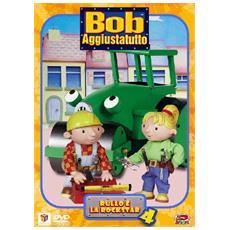 Bob Aggiustatutto #04 - Rullo E La Rockstar