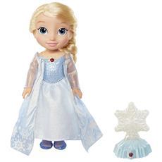 Bambola Elsa Luci del Nord Interattiva con Canzone