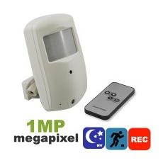 Sensore Pir Con Telecamera E Visione Notturna