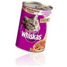 Gatto, Patè Con Carni Bianche E Verdure 400 Gr