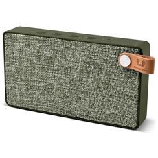 Rockbox Slice Fabriq Edition Speaker Bluetooth - Verde Militare