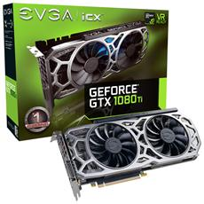 EVGA - GeForce GTX 1080 Ti 11 GB GDDR5X Pci-E DVI-D / 3 x...