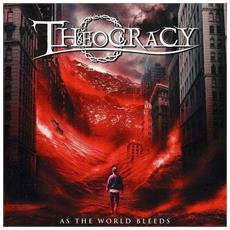 Theocracy - As The World Bleeds (Transparent Red Vinyl) (2 Lp)