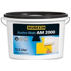 Am 2000 Austro Matt Pittura Murale Bianca Per Interni 5 Kg