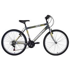 Bici Mountain Bike Integral Uomo Power Grigio / Antracite 26'' F. lli Schiano