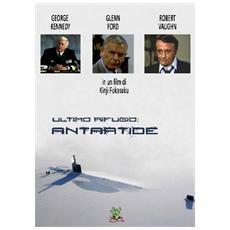 Dvd Ultimo Rifugio Antartide