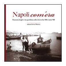 Napoli com'era. Panorami, luoghi e vita quotidiana nella città tra fine '800 e inizio '900
