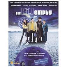 Dvd Big Empty (the)