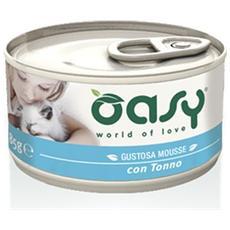 Cibo per gatti Wet Cat Mousse con Tonno 85 gr