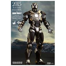 Iron Man 12 Mark Xxiv Tank Af Action Figure