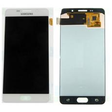 Display Schermo Lcd Touch Screen Samsung Galaxy A5 2016 Sm-a510f Bianco Service Pack