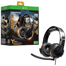 Cuffie Gaming Headset Y350x 7.1 con Microfono Powered Ghost Recon Wildlands Special Limited Xbox One e PC
