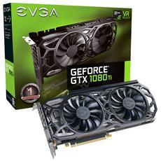 EVGA - GeForce GTX 1080 Ti 11GB GDDR5X Pci-E Dual-link...