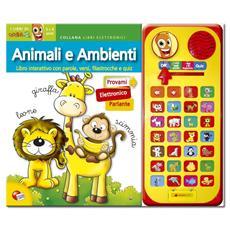 Libro Animali E Ambienti Elettronico