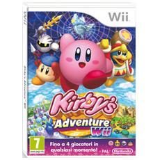 WII - Kirby's Adventure