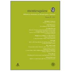 Montesquieu. it (2011) . Vol. 3