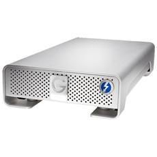 Hard Disk Esterno G-DRIVE 4 TB Interfaccia USB 3.0 / Thunderbolt 7200 rpm