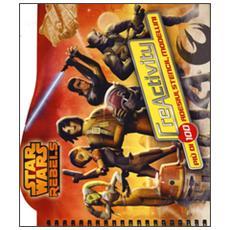 Star Wars rebels. Con adesivi