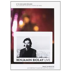 Benjamin Biolay - Live (2 Dvd)