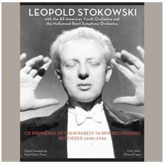 Leopold Stokowsky / All-American Youth Orchestra E La Hollywood Bowl So - Stokowski Leopold Dir (3 Cd)