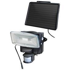 Spot LED ad Energia Solare IP 44 Colore Nero