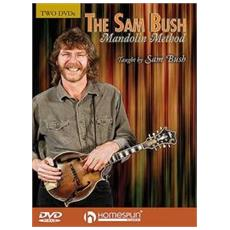 Sam Bush - Mandolin Learn (2 Dvd)
