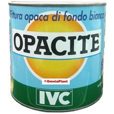 Opacite Lt. 2,500 Bianco Opaco