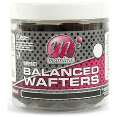 Boilies Balanced Wafters Salty Squid 15 Mm Rosso Unica